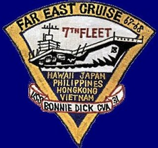 CVA-31 Cruise Patch